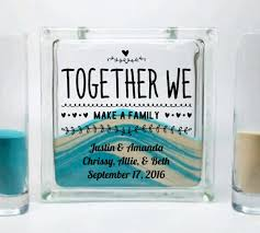 wedding sand ceremony vases sand set for blended family unity candle alternative