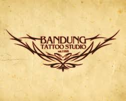 tattoo studio bandung logopond logo brand identity inspiration bandung tattoo