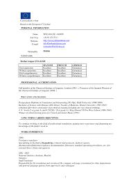 Resume Sample Format For Pharmacist by 100 Curriculum Vitae Pharmacist Cv Saurabh Cover Letter For