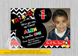 mickey mouse clubhouse birthday invites mickey mouse birthday invitations any age mickey mouse