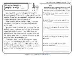 ideas of 8th grade reading comprehension worksheets pdf in resume