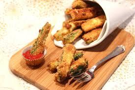 comment cuisiner les courgettes au four frites de courgette au parmesan au four sans huile pour ceux