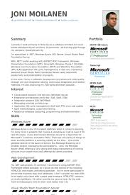 Cv Or Resume Sample by Software Architect Resume Samples Visualcv Resume Samples Database