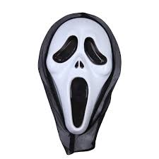 aliexpress com buy halloween costume party long face very scary
