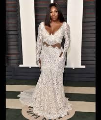 Vanity Fair Clothing Company Serena Williams Attends The 2016 Vanity Fair Oscar Party Vanity