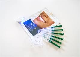 teeth whitening kit with led light non peroxide home teeth whitening kit 5 bulb led light whites