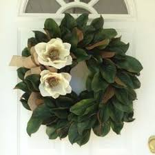 a thrifty diy magnolia wreath magnolia wreath magnolia and wreaths