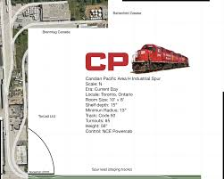 Canadian Pacific Railway Map Welcome To Canadian Pacific U0027s Area H Canpa Subdivision