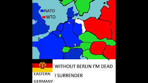 Cold War Germany Map by Chapter 5 Alternative Cold War Youtube
