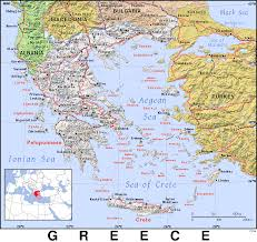 Greece Maps Gr Greece Public Domain Maps By Pat The Free Open Source