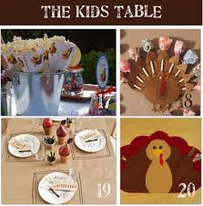 thanksgiving for 20 table ideas tip junkie