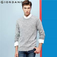 sweater mens aliexpress com buy giordano pullover sweater twisted
