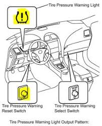 lexus vsc light reset how can you reset the tire sensor light on a 2007 lexus es350 can