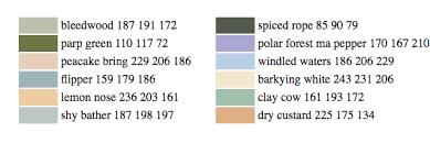 these ai invented paint color names are so bad they u0027re good curbed