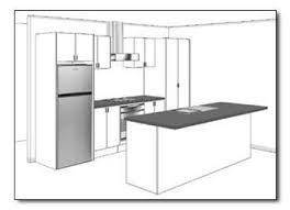 kitchen engaging galley kitchen plans layouts with island galley