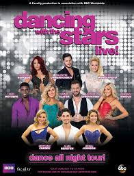 dwts light up the night tour pro dancers announced for dancing with the stars live dance all