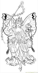 fairyprincess coloring page free disney princess coloring pages