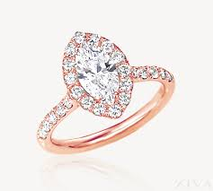 marquise halo engagement ring gold marquise halo engagement ring