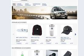 bmw usa accessories bmw usa launches lifestyle accessories shop on