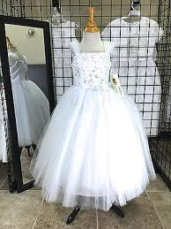 christie helene communion dress christie helene 6250 communion dress flower girl wedding size 6