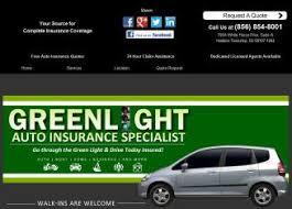green light insurance white horse pike greenlight insurance specialists in blackwood nj 1650 blackwood