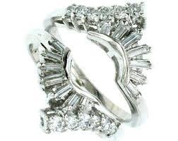vintage fish ring holder images Wedding engagement etsy jpg