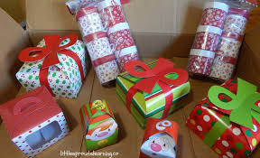 wrapped christmas boxes adorable packaging to make your gifts look awesome