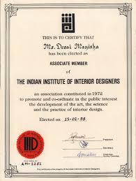 Interior Designer License by Interior Design Certification Household Interior Layout