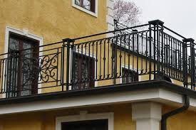 External Handrails Traditional Railings Custom Ironwork Located In Connecticut