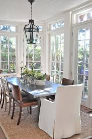 French Doors With Transom - french doors with transom family room contemporary with bathroom