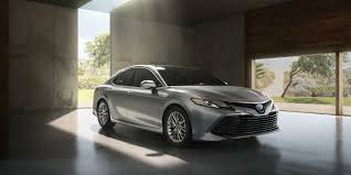 2018 Toyota Camry Vehicles On Display Chicago Auto Show