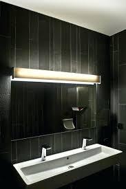 Modern Led Bathroom Lighting Modern Bath Vanity Lighting Stylish Drawer Vanity Bathroom Modern