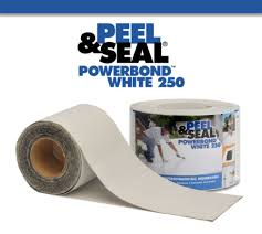 peel and seal mfm peel seal powerbond white 250 mfm building products corp