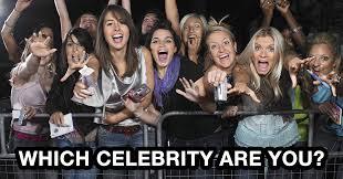 which celebrity are you quiz quizony com