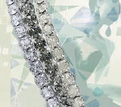 swarovski set bracelet images Little black dress quot swarovski crystal bracelet set swarovski png