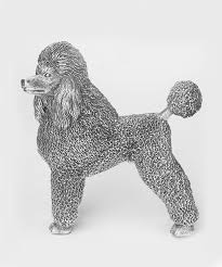 poodle height 12 5cm
