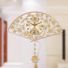 oriental fan wall hanging wall decor stunning large decorative wall fans big gold modern