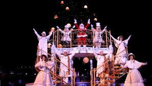 mickey u0027s magical christmas lights 2015 disneyland paris youtube