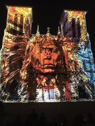 san fernando cathedral light show the light show at san fernando cathedral was incredible a must see