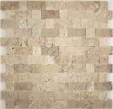 Natural Stone Backsplash Tile by 8 Best Kitchen Backsplash Images On Pinterest Kitchen Backsplash