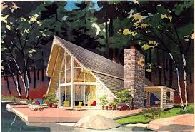 a frame house plans a frame house plan chp 5581 at coolhouseplans com