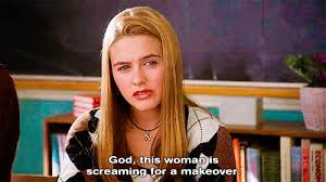 Clueless Movie Meme - fashion 90s gif find download on gifer
