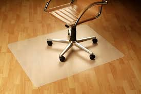 plastic floor cover for desk chair floor pad for office chair amazon com mat hardwood protector