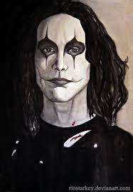 the crow by riostarkey the crow by riostarkey the crow makeup