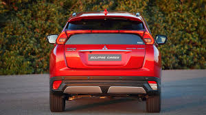 mitsubishi eclipse 2016 2018 mitsubishi eclipse cross first drive review