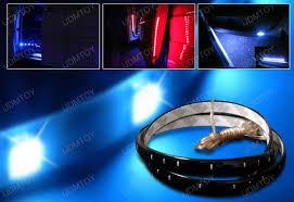 Interior Lighting For Cars Flexbile Led Strip Lights Chevy Impala Led Interior Lights