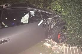 crashed lamborghini huracan star diafra sakho crashed his very expensive lamborghini