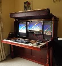 Desk Computer Case by 43 Best Pc Case Mods Images On Pinterest Computer Case Pc Cases