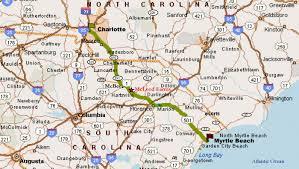 Map Of Charlotte Directions