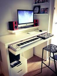 desk with keyboard tray ikea computer desk with keyboard tray ikea thesocialvibe co